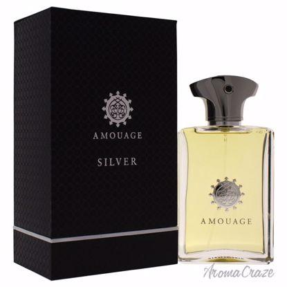 Amouage Silver EDP Spray for Men 3.4 oz