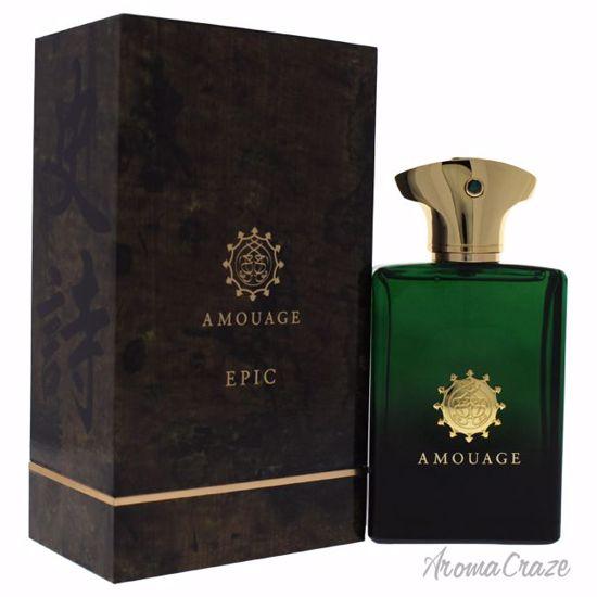 Amouage Epic EDP Spray for Men 3.4 oz