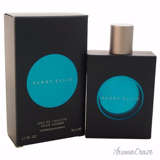 Perry Ellis Pour Homme EDT Spray for Men 1.7 oz