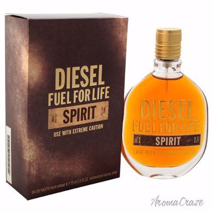 Diesel Fuel for Life Spirit EDT Spray for Men 2.5 oz