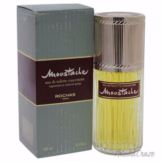 Rochas Moustache EDT Spray for Men 3.4 oz