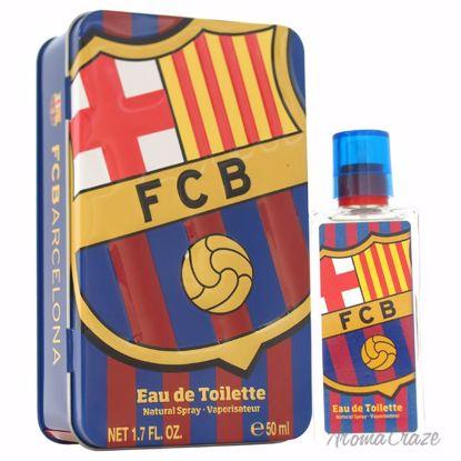 FC Barcelona FC Barcelona EDT Spray for Men 1.7 oz