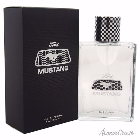 First American Brands Ford Mustang EDT Spray for Men 3.4 oz