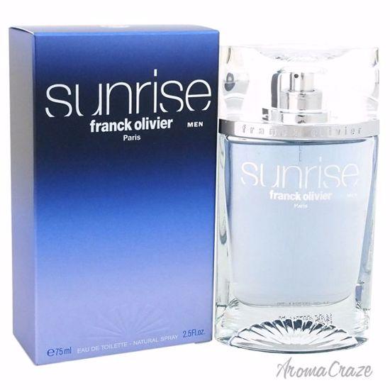 Franck Olivier Sunrise EDT Spray for Men 2.5 oz