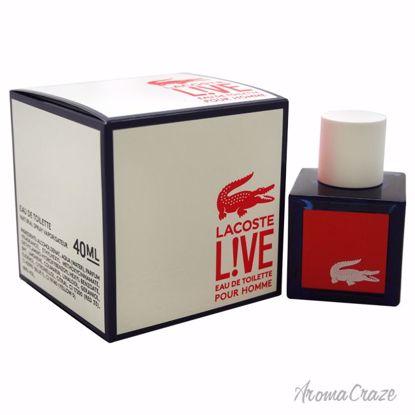 Lacoste Live EDT Spray for Men 1.3 oz