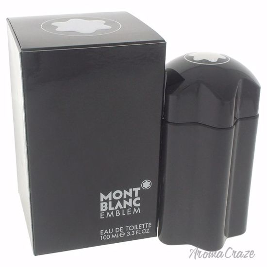 Mont Blanc Emblem EDT Spray for Men 3.3 oz