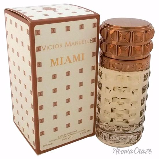 Victor Manuelle Victor Manuelle Miami EDP Spray for Men 3.4