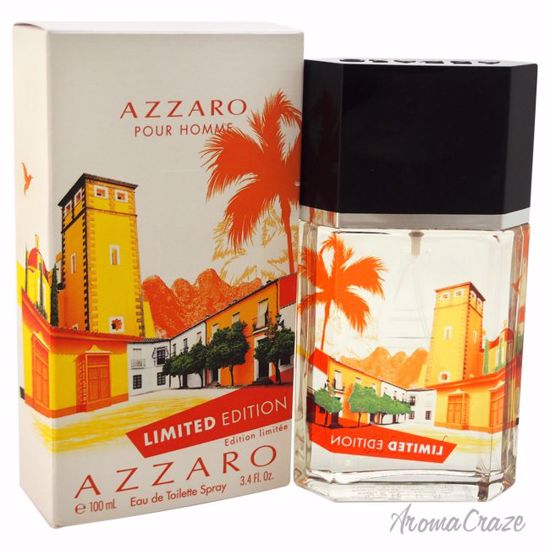 Loris Azzaro Pour Homme EDT Spray (Limited Edition) for Men