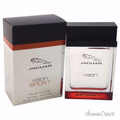 Jaguar Vision Sport EDT Spray for Men 3.4 oz