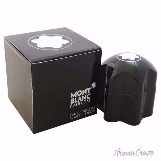 Mont Blanc Emblem EDT Spray for Men 1.3 oz