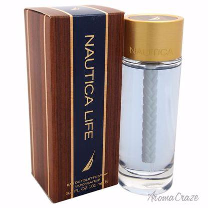 Nautica Life EDT Spray for Men 3.4 oz