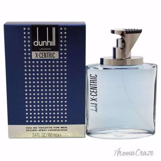 Dunhill by Alfred Dunhill London X-Centric EDT Spray for Men