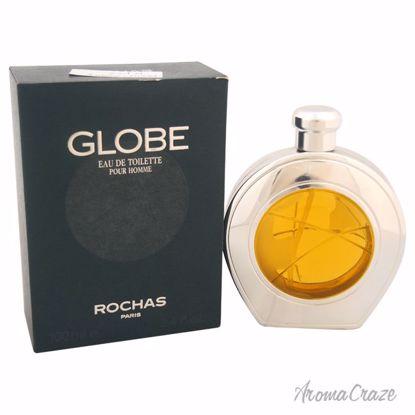 Rochas Globe EDT Spray (Metal Edition) for Men 3.4 oz