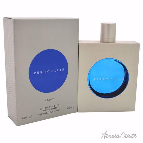 Perry Ellis Cobalt EDT Spray for Men 3.4 oz