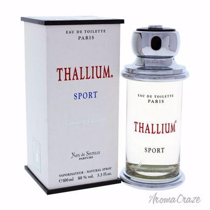 Yves De Sistelle Thallium Sport EDT Spray (Limited Edition)