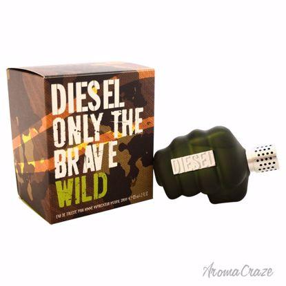 Diesel Only The Brave Wild EDT Spray for Men 4.2 oz