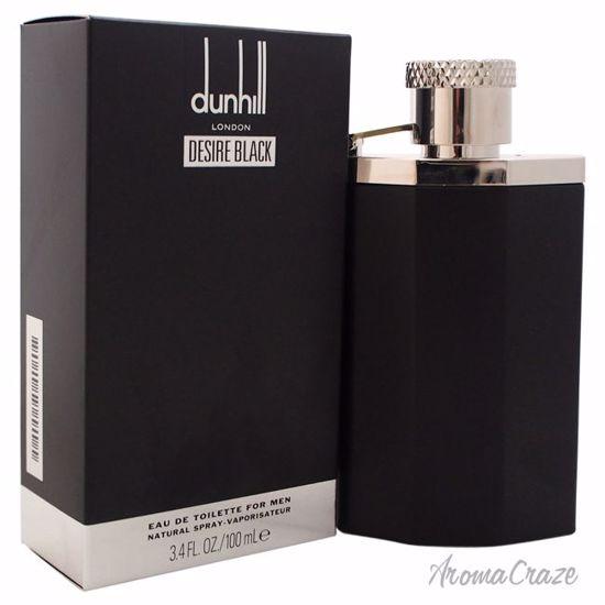 Dunhill Desire Black EDT Spray for Men 3.4 oz
