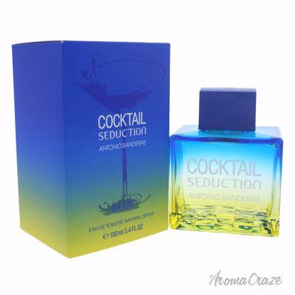 Antonio Banderas Cocktail Seduction Blue EDT Spray for Men 3