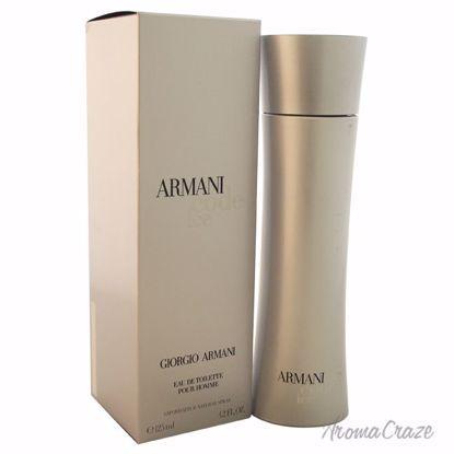 Armani by Giorgio Armani Code Ice EDT Spray for Men 4.2 oz