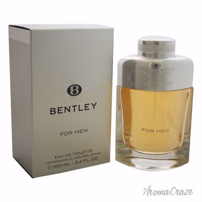 Bentley Bentley EDT Spray for Men 3.4 oz