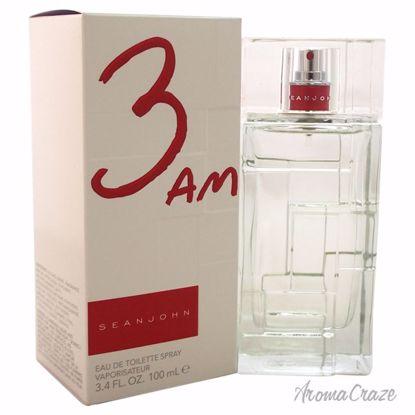 Sean John 3:00 AM EDT Spray for Men 3.4 oz