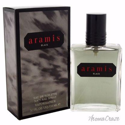 Aramis Black EDT Spray for Men 3.7 oz