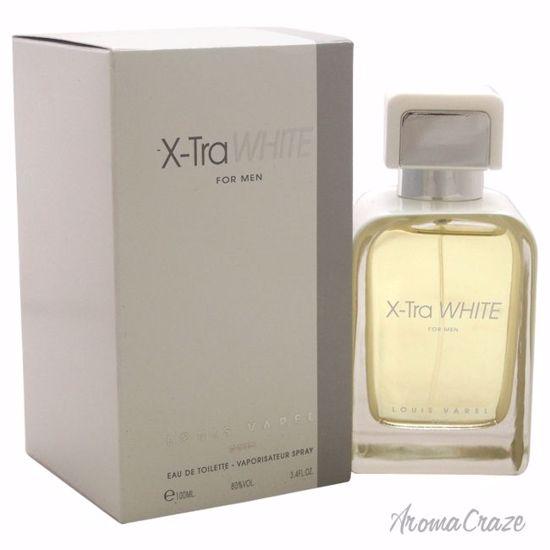 Louis Varel X-Tra White EDT Spray for Men 3.4 oz