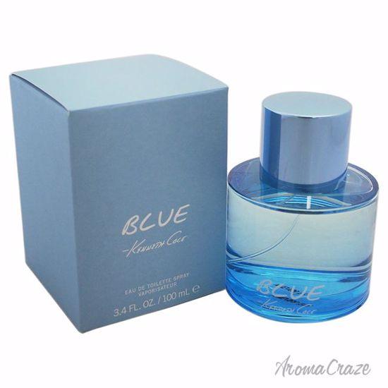 Kenneth Cole Blue EDT Spray for Men 3.4 oz