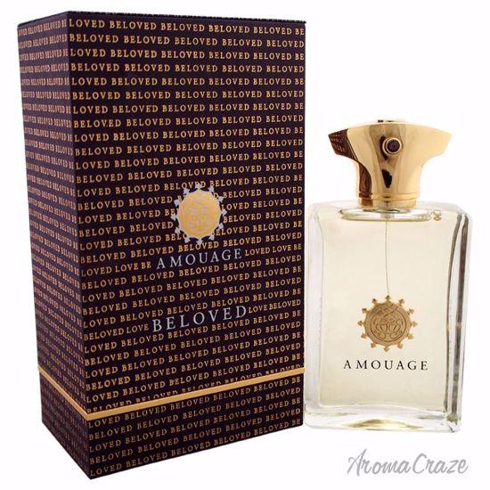 Amouage Beloved EDP Spray for Men 3.4 oz