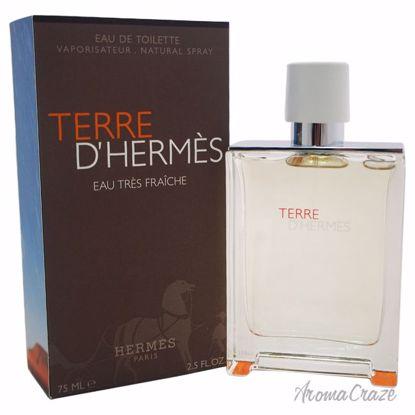 Hermes Terre D'Hermes Eau Tres Fraiche EDT Spray for Men 2.5