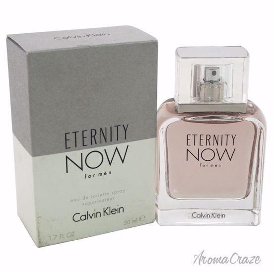 Calvin Klein Eternity Now EDT Spray for Men 1.7 oz
