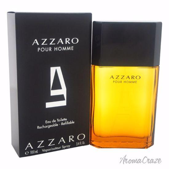 Loris Azzaro EDT Spray (Refillable) for Men 3.4 oz