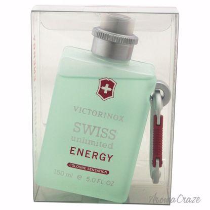 Swiss Army Victorinox Swiss Unlimited Energy Cologne Sensati