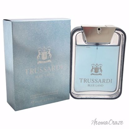 Trussardi Blue Land EDT Spray for Men 3.4 oz