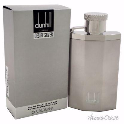 Alfred Dunhill Desire Silver EDT Spray for Men 3.4 oz