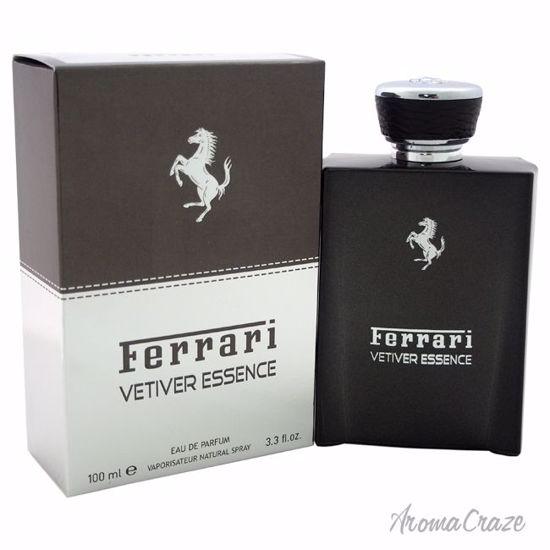 Ferrari Vetiver Essence EDP Spray for Men 3.3 oz