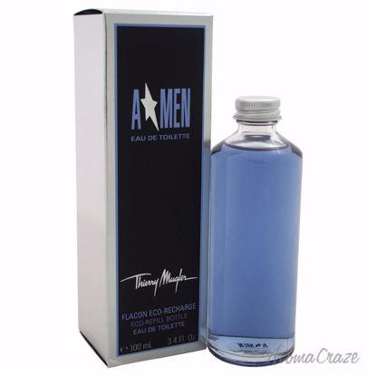 Thierry Mugler Angel EDT Splash (Eco-Refill) for Men 3.4 oz