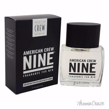 American Crew Nine Fragrance Spray for Men 2.5 oz