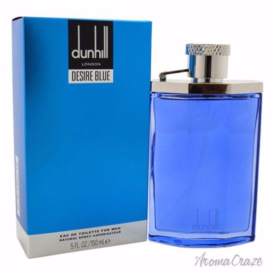 Alfred Dunhill Desire Blue EDT Spray for Men 5 oz