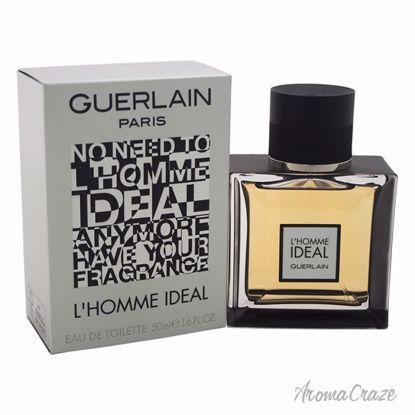 Guerlain L'Homme Ideal EDT Spray for Men 1.6 oz