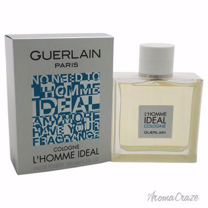 Guerlain L'Homme Ideal Cologne EDT Spray for Men 3.3 oz