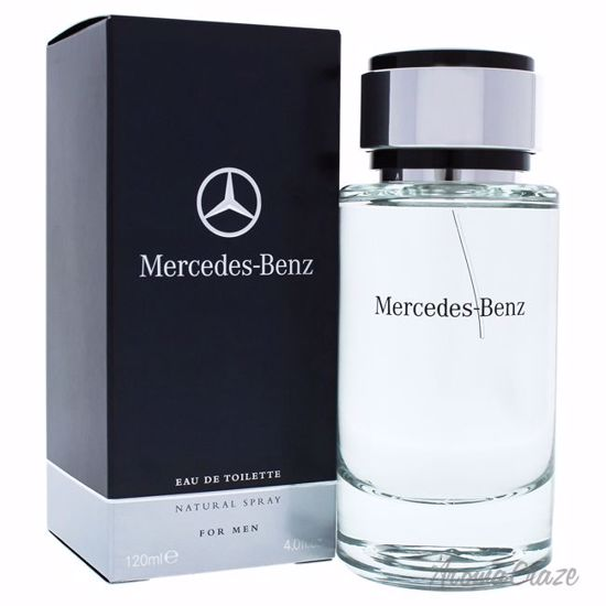 Mercedes-Benz EDT Spray for Men 4 oz
