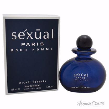 Michel Germain Sexual Paris EDT Spray for Men 4.2 oz