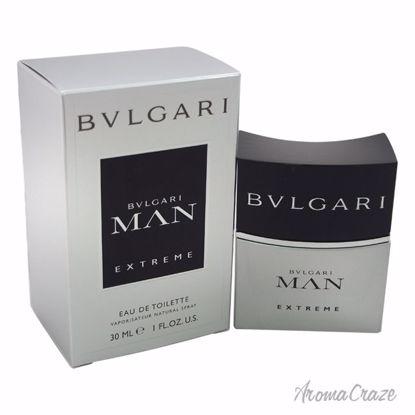 Bvlgari Man Extreme EDT Spray for Men 1 oz