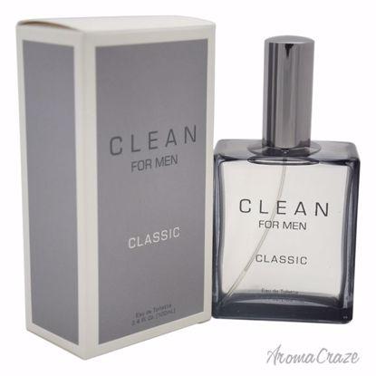 Clean Classic EDT Spray for Men 3.4 oz