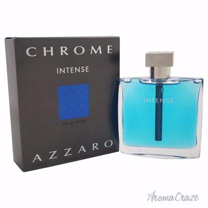 Loris Azzaro Chrome Intense EDT Spray for Men 3.4 oz