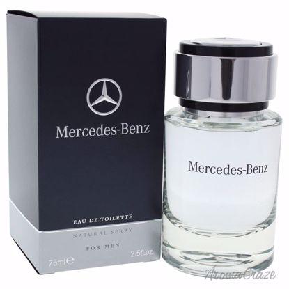 Mercedes-Benz EDT Spray for Men 2.5 oz