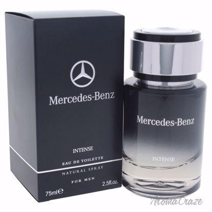 Mercedes-Benz Intense EDT Spray for Men 2.5 oz