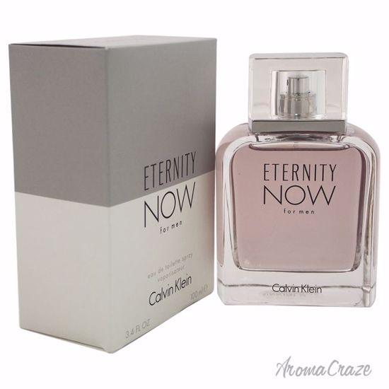 Calvin Klein Eternity Now EDT Spray for Men 3.4 oz