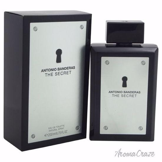 Antonio Banderas The Secret EDT Spray for Men 6.75 oz